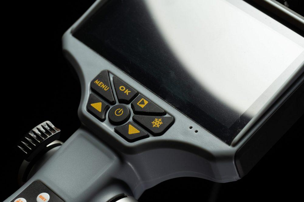 Titan NP Menu buttons & HD screen